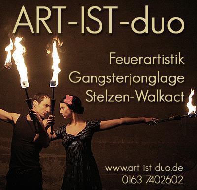Artistenduo ART-IST-duo