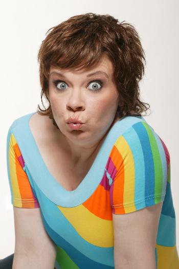 Kabarettistin Renate Coch Comedy und Kabarett