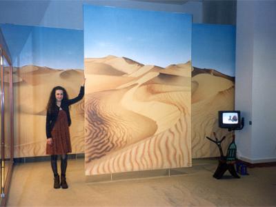 Airbrush-Artist Susi Montoro - Airbrush Studio in Berlin