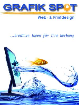 Grafikspot Webdesignerin aus Berlin