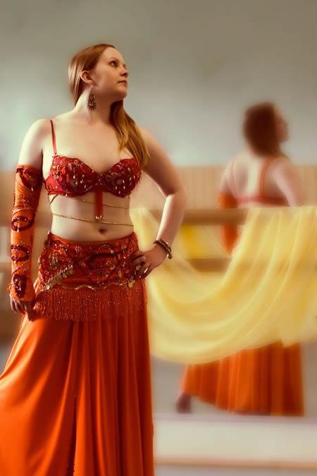 Orientalischer Tanz mit Yuliyah