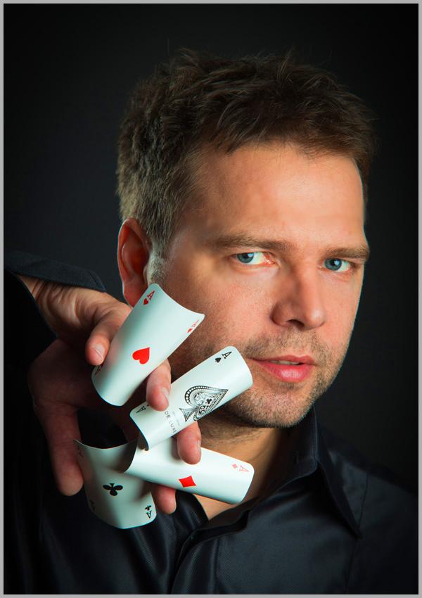 Zaubershow Leipzig Jan Vorg