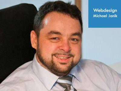 Webdesigner Michael Janik
