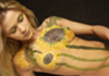Bodypainting Art with Love