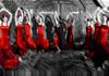Tanz- und Akrobatikshow