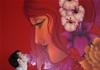 graffiti und airbrush künstler