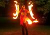 Flammen im Spiel - Feuershows