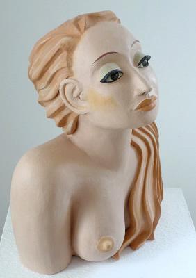 Keramik Kunst  von Margit Hohenberger