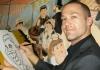 Schnellzeichner und Karikaturist  Arne Vergenz
