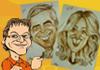 Karikaturist + Schnellzeichner Joachim Rick