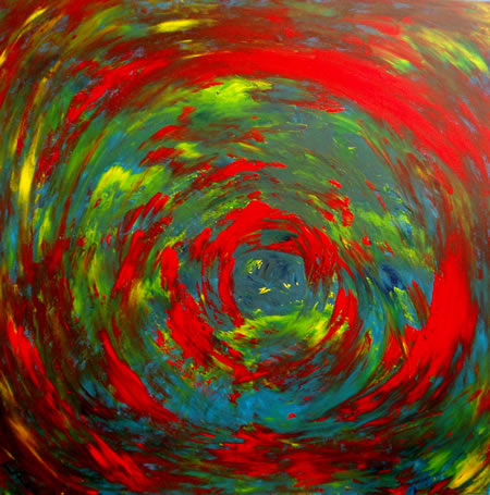 Kunstmalerin Simone Franke
